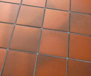 Quarry Tile Custom Floor Care